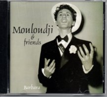 MOULOUDJI & Friends - CD Barbara - 16  Titres  TBE - New Age