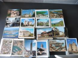 LOT  DE  3500  CARTES  POSTALES   DE  FRANCE   A  TRIER - Cartes Postales
