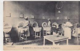 Bordeaux - Ecole Florence Nightingale - La Pouponnière           (A-121-190412) - Bordeaux