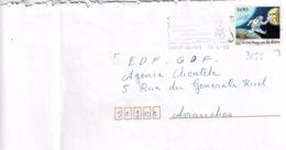 TP N° 3155 Seul Sur Enveloppe De St James - 1961-....