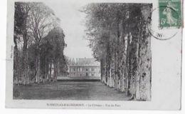 CPA De SAINT NICOLAS D ' ALIERMONT - Le Chateau - Frankrijk