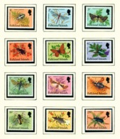 FALKLAND ISLANDS - 1984 Insects And Spiders Definitives Set Unmounted/Never Hinged Mint - Falklandeilanden