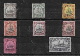 Sellos De Camerún Nº Michel 7/8, 11/15 Y 18 * Valor Catálogo 21.90€ - Colony: Cameroun