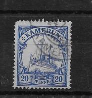 Sello De Camerún Nº Michel 23I O Valor Catálogo 150.00€ - Colony: Cameroun