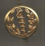 INSIGNE DE BERET ,  Service De Santé ,  Coinderoux , Paris  , 2 Scans ,  Frais Fr 1.85 E - Badges & Ribbons