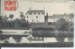 Villiers Fossard-La Ferme Du Repas. - France