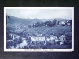 LIGURIA -GENOVA -MASONE -F.P. LOTTO N°70 - Genova
