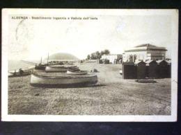 LIGURIA -GENOVA -ALBENGA -F.P. LOTTO N°70 - Genova (Genoa)