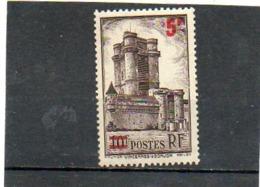 FRANCE    5,00 F Sur 10,00 F    1941   Y&T:491   Neuf Sans Charnière - France
