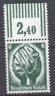 Deutsches Reich , Nr 544 Postfrisch , Oberrand ( 40.-) - Deutschland