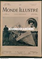 1910 SEMAINE D'AVIATION DE BÉTHENY - MEETING DE REIMS - ACCIDENT DE Mme DE LAROCHE - OLIESLAEGERS - MORANE - LABOUCHÉRE - Livres, BD, Revues