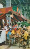 532 - CARTOLINA - CAFETERIA - PLAYA DE JIBACOA - CUBA - VIAGGIATA - Cartoline