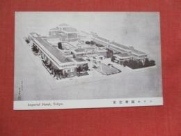 Imperial Hotel Japan > Tokio   Ref 3680 - Tokio