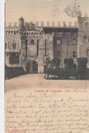 CARIMATE-COMO-CASTELLO DI CARIMATE-CARTOLINA VIAGGIATA IL10-4-1900 - Como