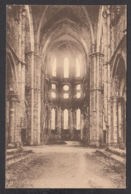 90728/ VILLERS-LA-VILLE, Abbaye, Sanctuaire De L'église, Vue Prise Du Choeur Des Moines - Villers-la-Ville