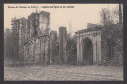 90730/ VILLERS-LA-VILLE, Abbaye, Façade De L'Eglise Et Les Celliers - Villers-la-Ville