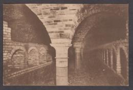 90738/ VILLERS-LA-VILLE, Abbaye, Crypte Romane Du XIIe, Réservée Aux Moines De Marque - Villers-la-Ville