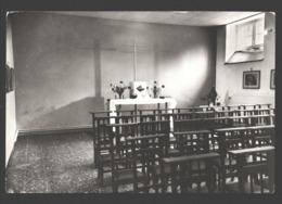 Sainte-Ode - Sanatorium Belgica - Chapelle - Photo Véritable - Sainte-Ode