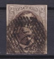N° 10 Margé Voisin  : 107  MANAGE COBA +6.00 - 1858-1862 Medallions (9/12)