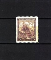 TSCHECHOSLOWAKEI , Czechoslovakia , 1929  , ** , MNH , Postfrisch , Mi.Nr. 291 - Tchécoslovaquie