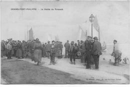 59 GRAND FORT PHILIPPE LA VENTE DU POISSON - Frankreich
