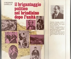 IL BRIGANTAGGIO POLITICO NEL BRINDISINO DOPO L'UNITÀ - Società, Politica, Economia