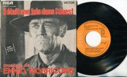 Ennio Morricone 45t Vinyle - BO Du Film - Il Etait Une Fois Dans L'Ouest - Musica Di Film