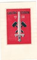"""III. Reich, Propaganda Karte, """" GAUTAG ESSEN """" - Weltkrieg 1939-45"""
