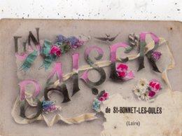 UN BAISER DE SAINT-BONNET-LES-OULES - Frankrijk