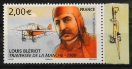 FR. - 2009 - POSTE AERIENNE Neuf** - N° 72a - Avec Bord De Feuille Illustré - Parfait Etat - Poste Aérienne