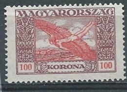 Hongrie   - Poste Aérienne - Yvert N°  6 (*)     -  Ah 31829 - Luftpost
