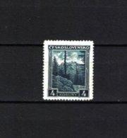 TSCHECHOSLOWAKEI , Czechoslovakia , 1929  , ** , MNH , Postfrisch , Mi.Nr. 292 - Tchécoslovaquie