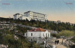 AK – CRIKVENICA - Blick Zum Hotel Therapia (Hotel Kvarner Palace) 1926 - Kroatien