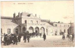 Lot 2 CPA Moulins La Gare Le Lycée De Jeunes Filles 03 Allier - Moulins