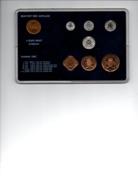 NEDERLANDSE ANTILLEN MUNTSET 1990 UNC KWALITEIT - Antilles Neérlandaises