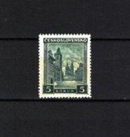TSCHECHOSLOWAKEI , Czechoslovakia , 1929  , ** , MNH , Postfrisch , Mi.Nr. 293 - Tchécoslovaquie