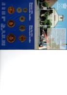 NEDERLANDSE ANTILLEN MUNTSET 1993 FDC KWALITEIT - Antilles Neérlandaises