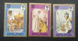 Brunei 25th Anniversary Of The Coronation 1978 Royal (stamp) MNH - Brunei (1984-...)