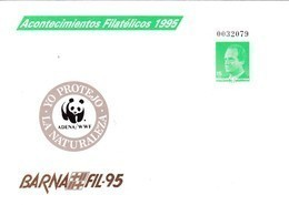 España Sobre Entero Postal Nº 27 - Enteros Postales