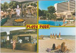 Gf. Playa De PALMA. Hotel Playa Park. 2062 - Palma De Mallorca