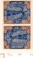 Ex Colonie Française  * Sarre *   Saargebiet  *  Poste 56c  N**  Signé - 1920-35 Société Des Nations