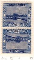 Ex Colonie Française  * Sarre *   Saargebiet  *  Poste  61a  N* Signé - 1920-35 Saargebied -onder Volkenbond