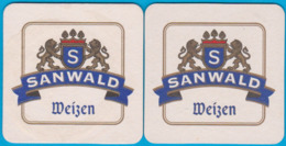 Brauerei Sanwald Stuttgart ( Bdg 2788 ) - Beer Mats