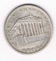 1 SCHILLING  1925  OOSTENRIJK /8069/ - Austria