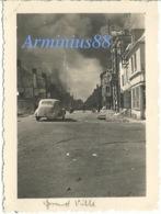 Campagne De France 1940 - Grandville - Wehrmacht - Westfeldzug - Blitzkrieg - War, Military