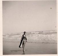Original Photo Holiday On Beach - Pin-up