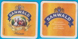 Brauerei Sanwald Stuttgart ( Bdg 2789 ) - Beer Mats