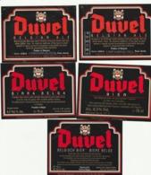 9 ETIKETTEN DUVEL - Beer