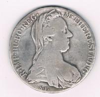 1 THALER 1780 (28 Gramm)  OOSTENRIJK /8071/ - Austria