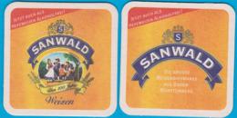 Brauerei Sanwald Stuttgart ( Bdg 2790 ) - Beer Mats